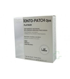 MARTIDERM IONTO-PATCH OJOS + 2 PARCHES