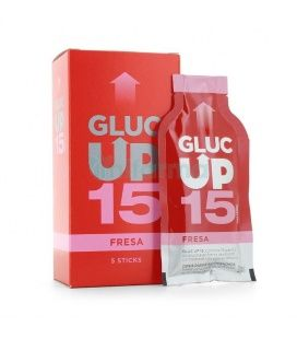 GLUC UP 15 FAES FARMA FRESA 5 STICKS